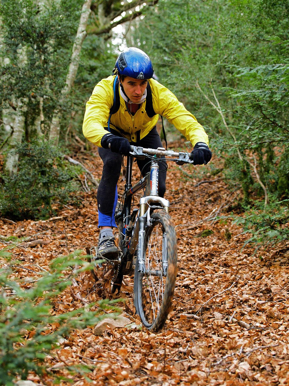 Mountain Bike, BTT en Huesca