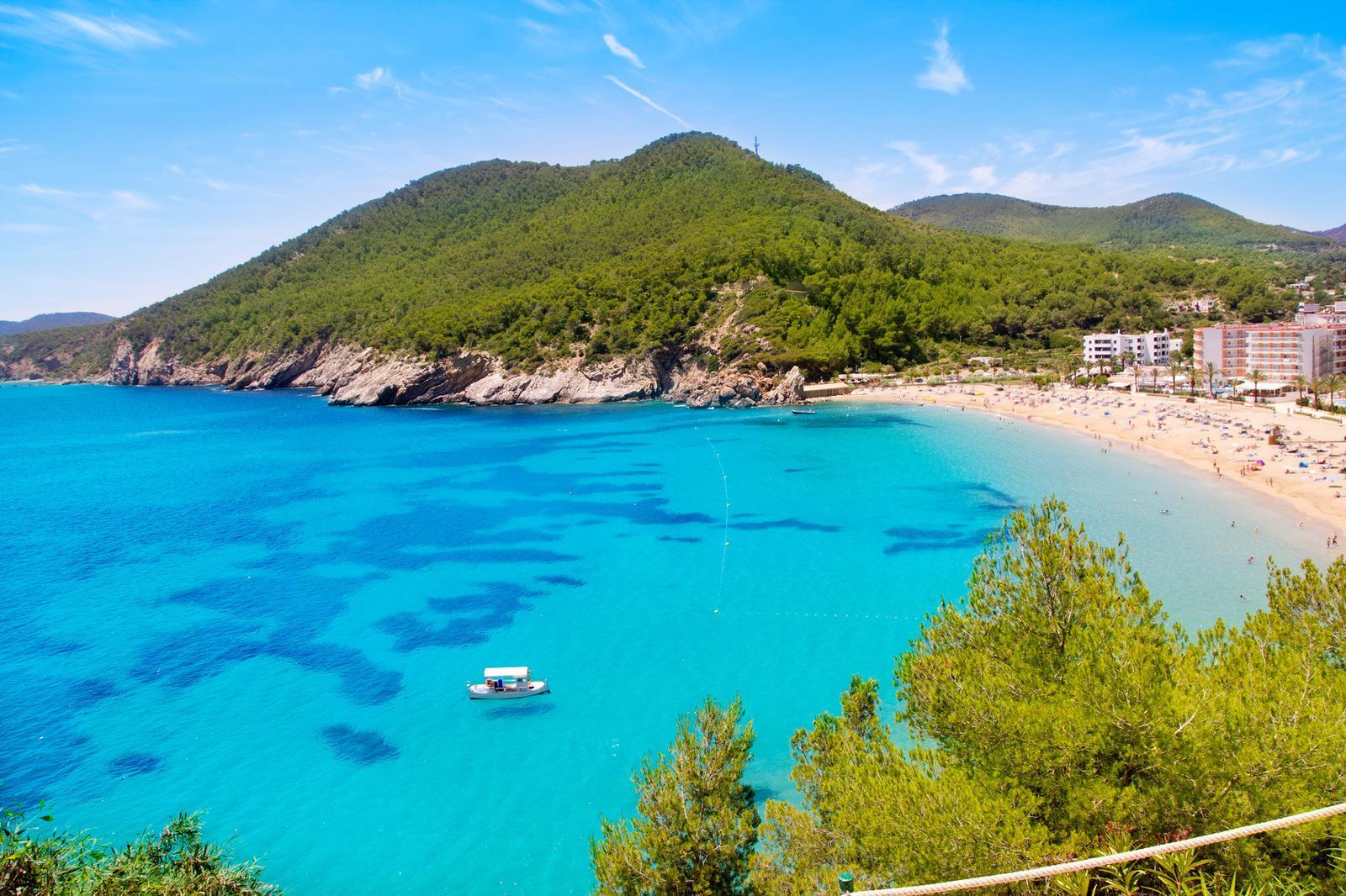 islas España Cala de Sant Vicent, Ibiza, Islas Baleares