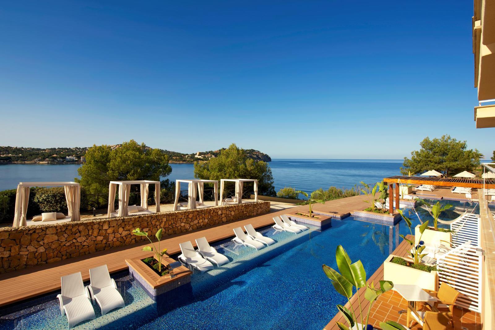 hoteles de playa en mallorca iberostar jardin del sol
