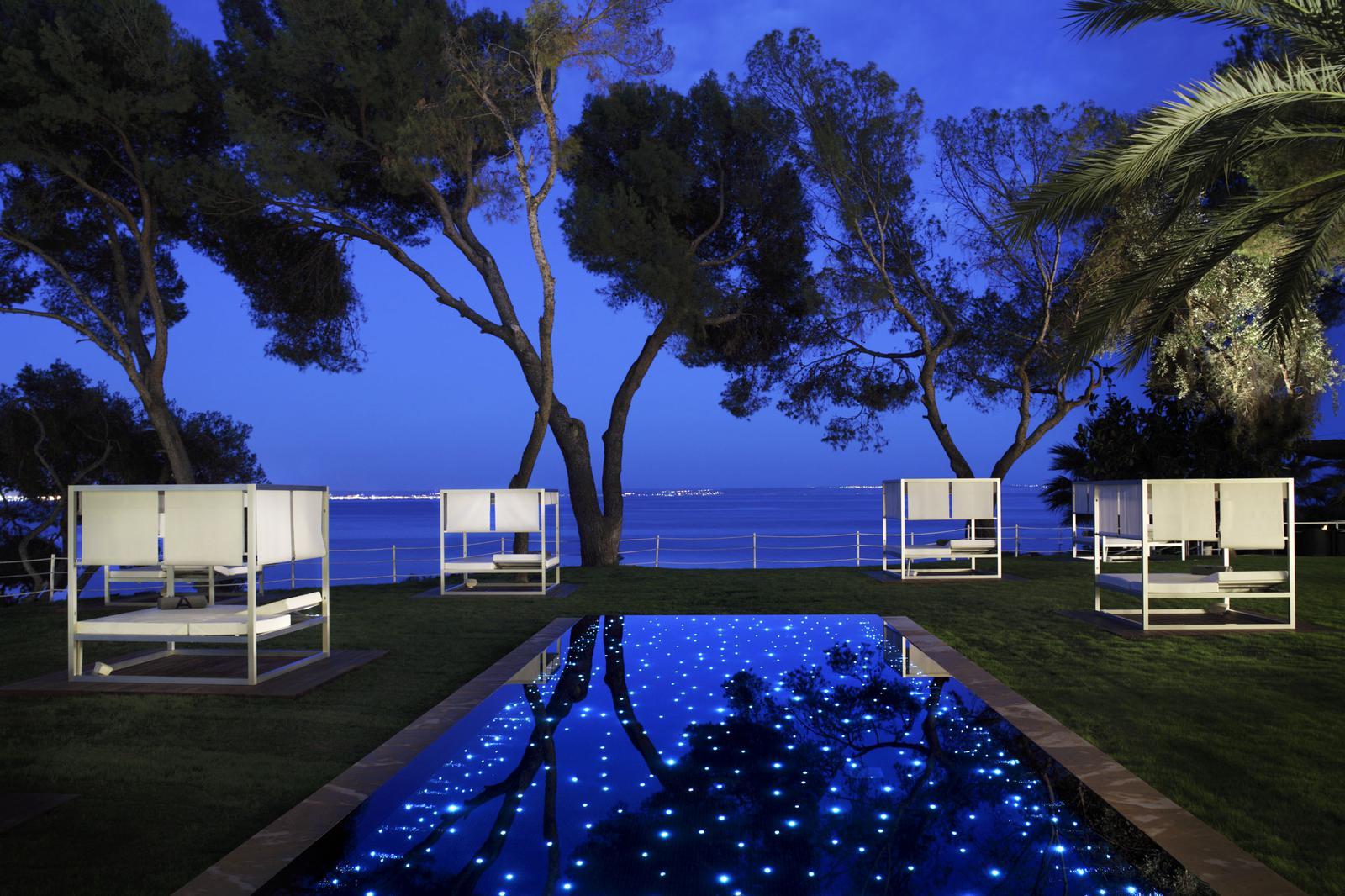 hoteles de playa en mallorca melia del mar