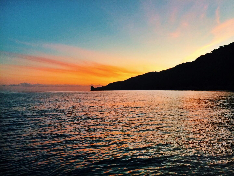 puesta de sol Sa Foradada, Mallorca