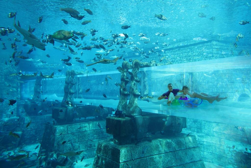 parque acuatico Atlantis The Palm, Dubai
