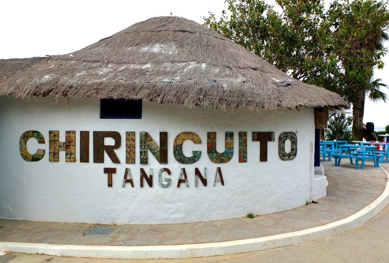 beach clubs españa tangana edificio