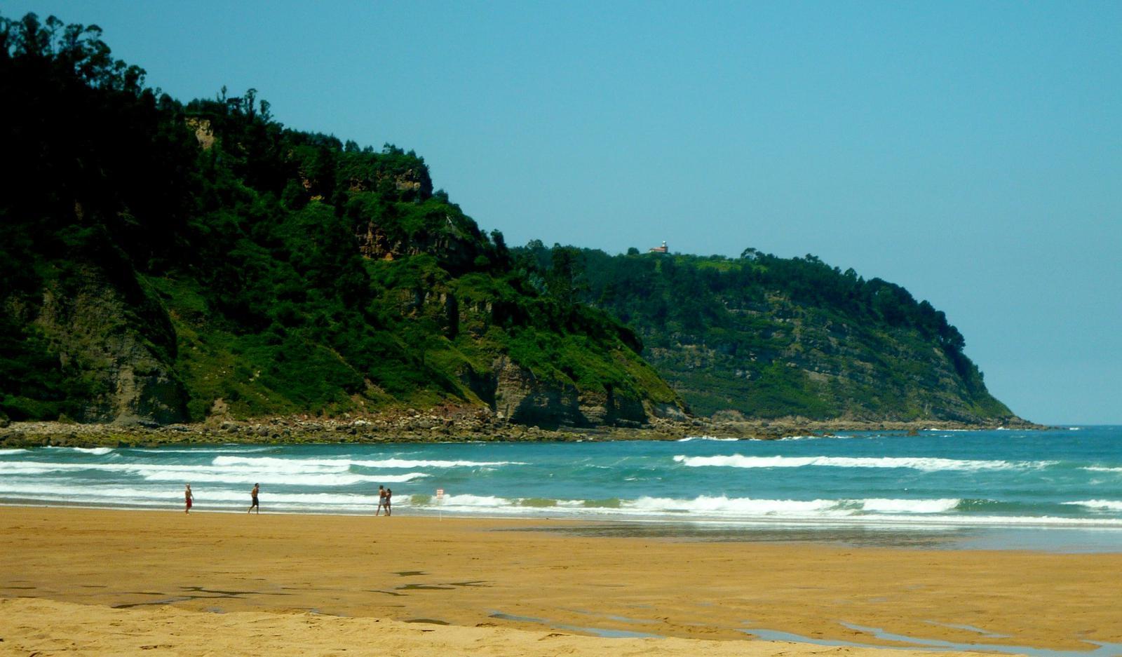 playas norte de españa Playa de Rodiles, Asturias