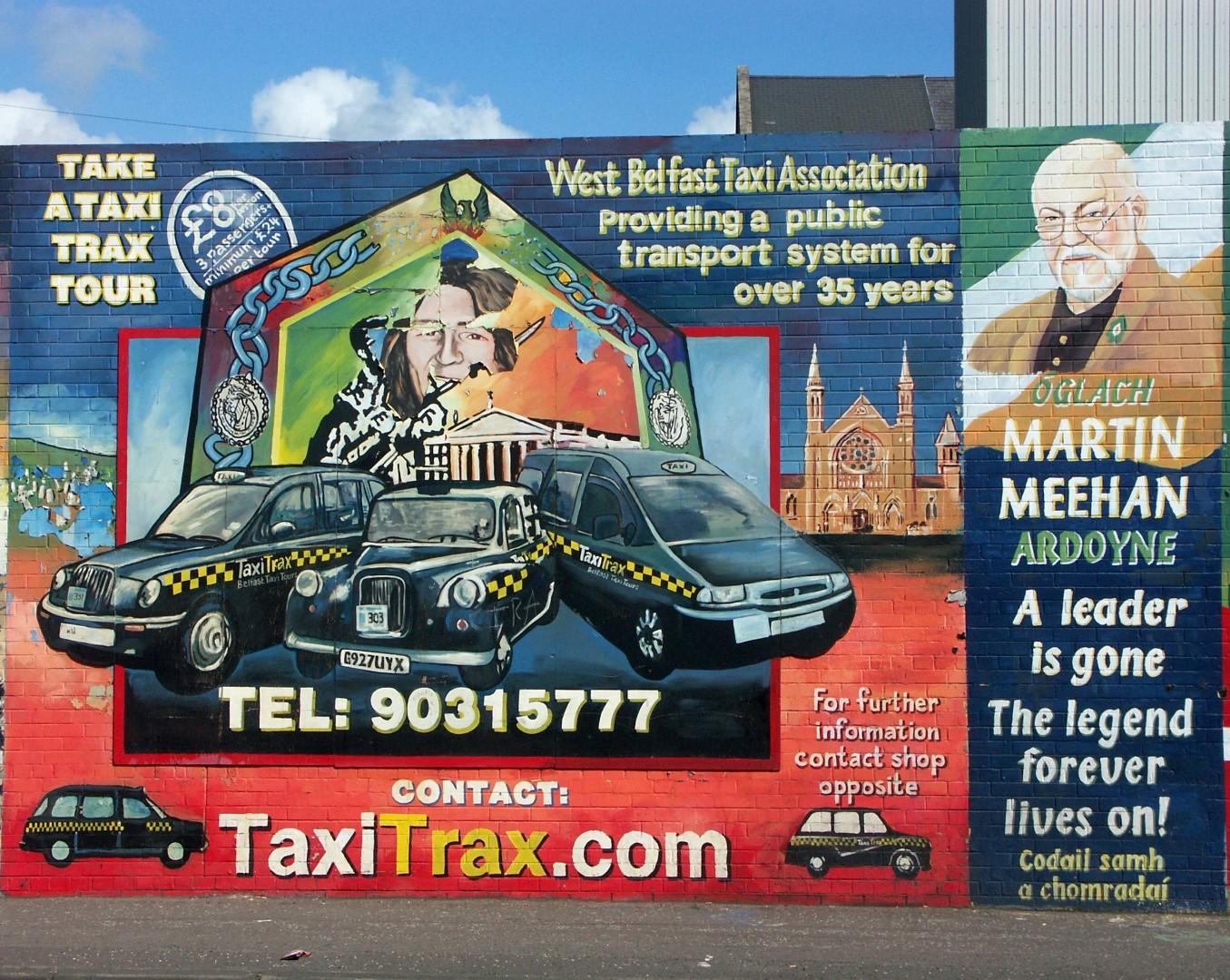 taxibelfast