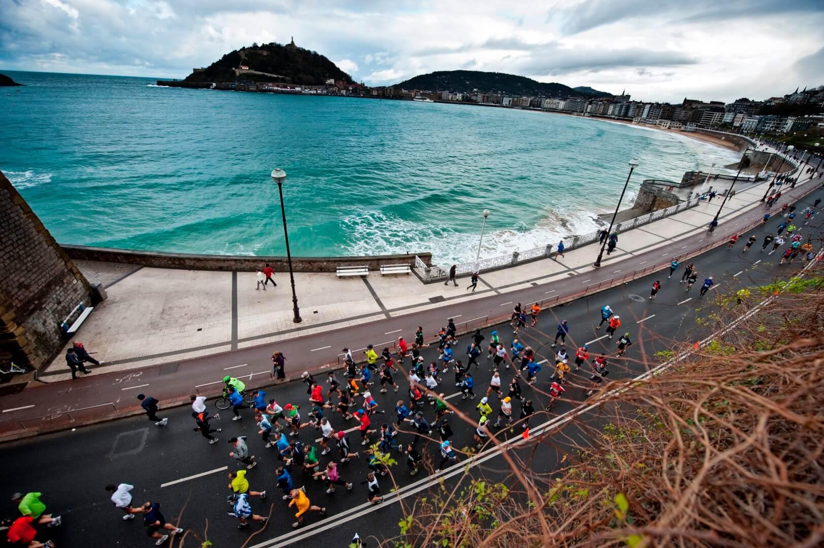 Maratón de Donostia