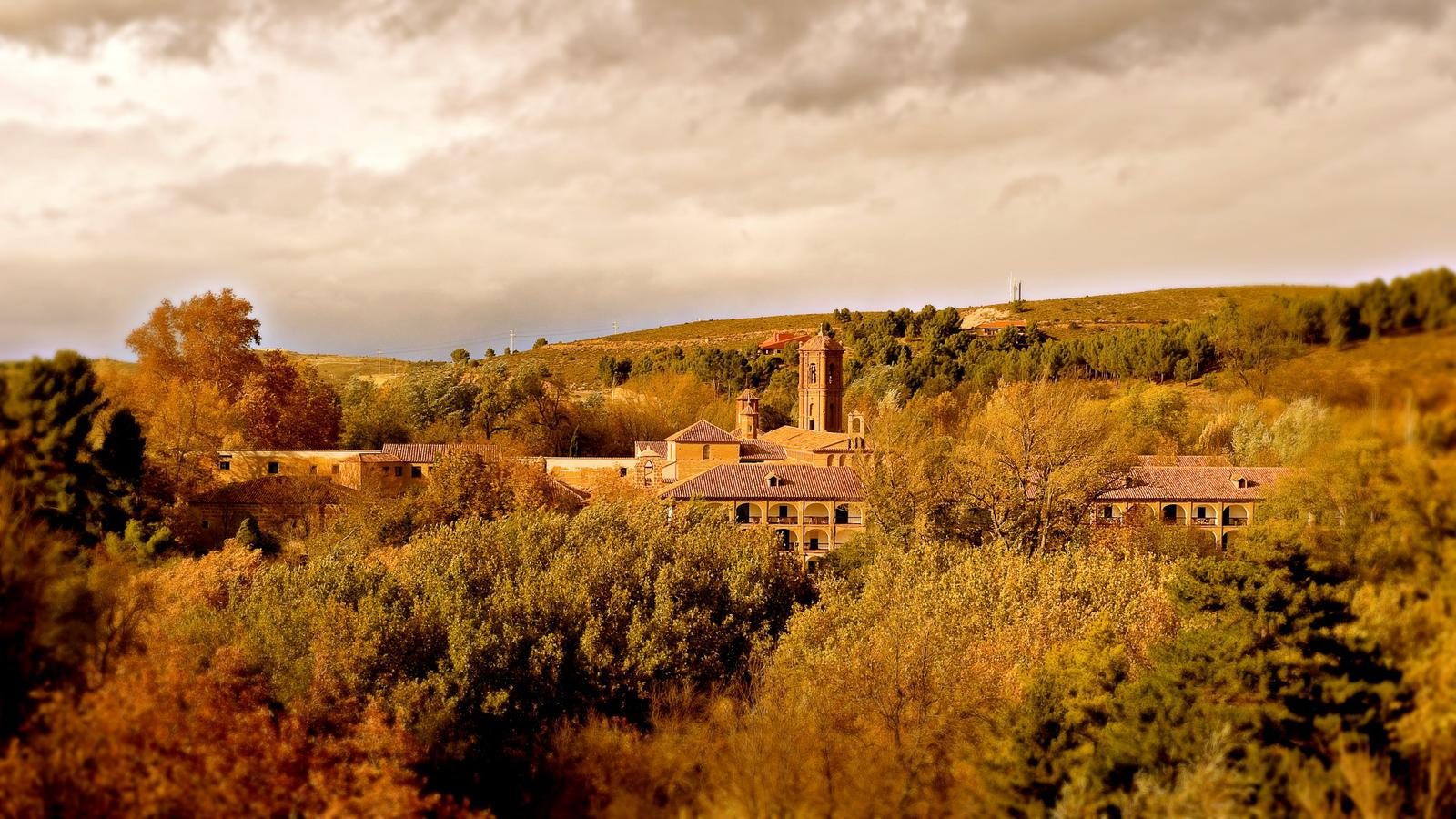 Monasterio de Piedra - View (Large)