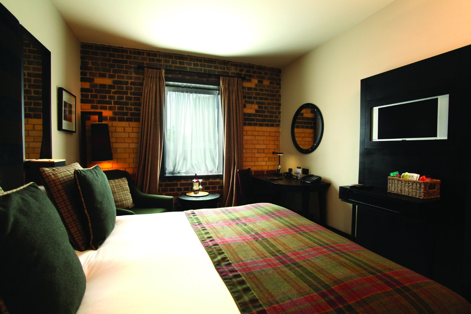 hotel malmaison habitacion