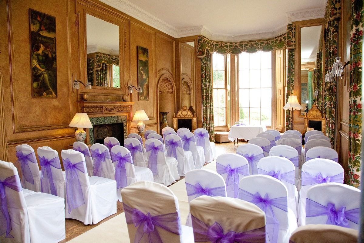 Wedding hotels in Scotland: Ardanaiseig