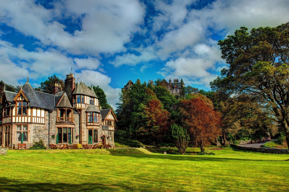 Scottish Wedding Hotels - Knockderry House