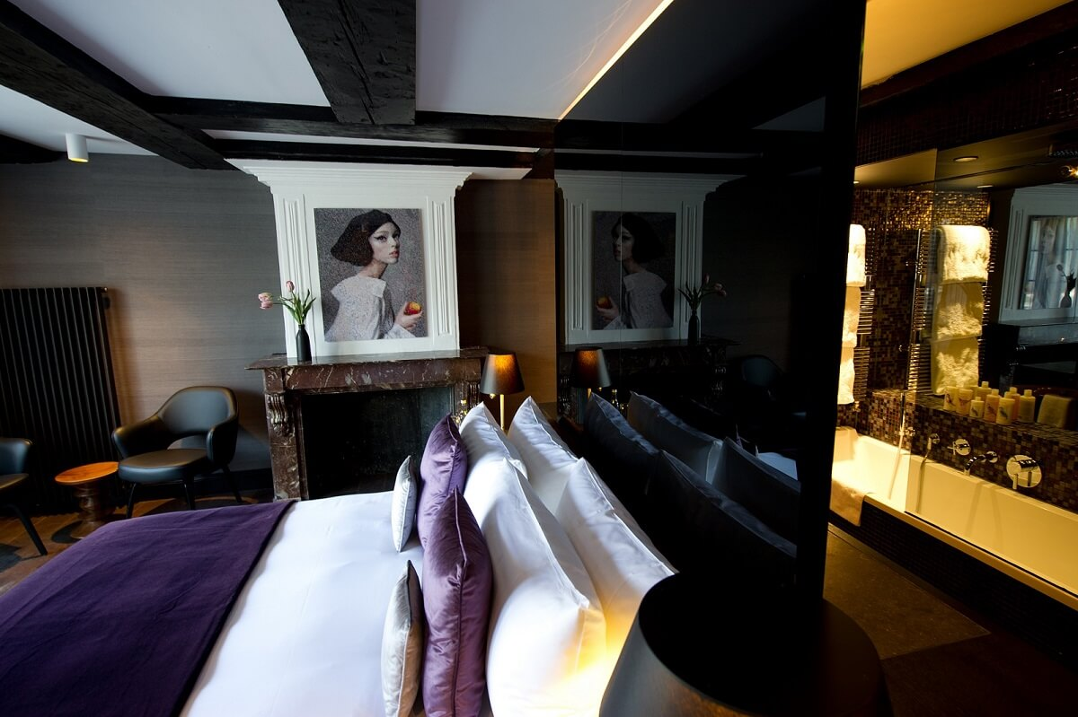 Boutique hotels in amsterdam effortlessly chic room5 uk for Boutique hotels uk