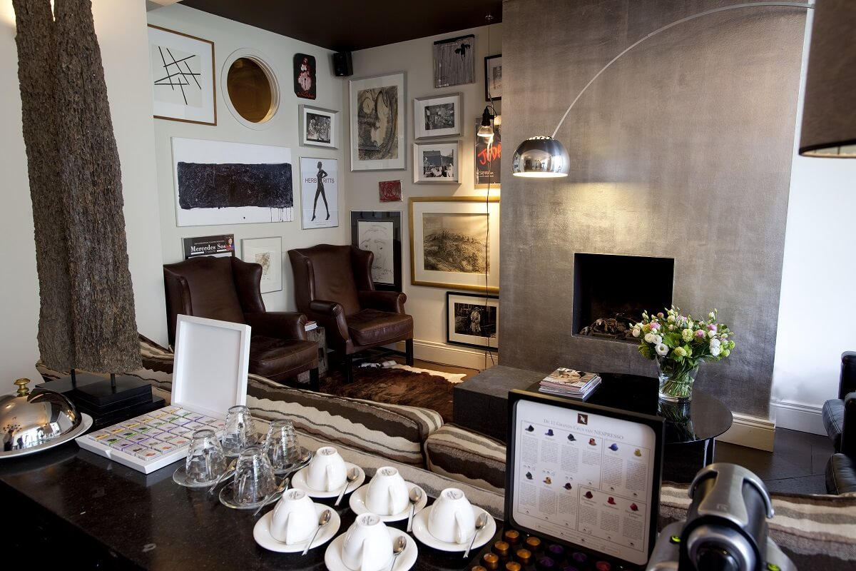 Boutique hotel in Amsterdam, Hotel Roemer