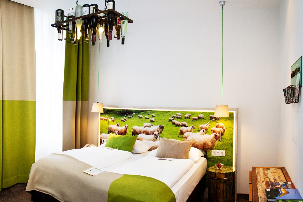 The top 10 design hotels in vienna for Boutique hotels london trivago