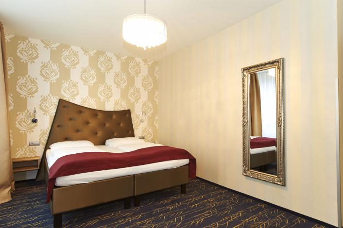 Top 6 budget hotels in vienna checkin uk for Design hotel 1070 wien