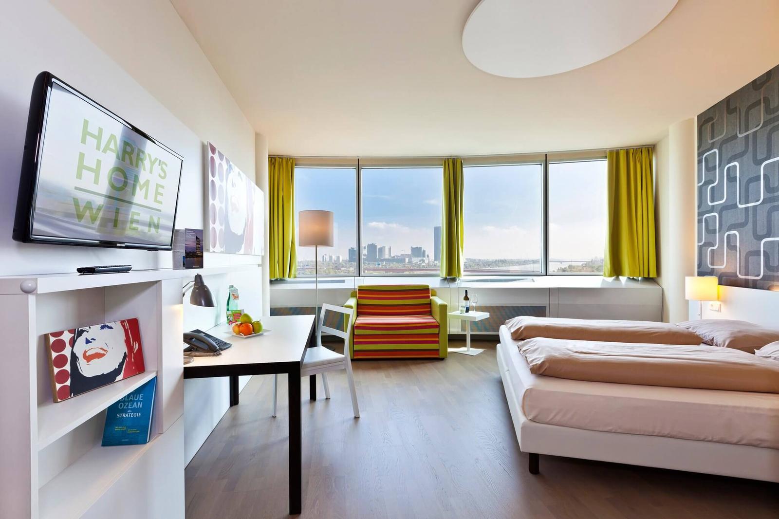 Design hotels, Vienna - Harry's
