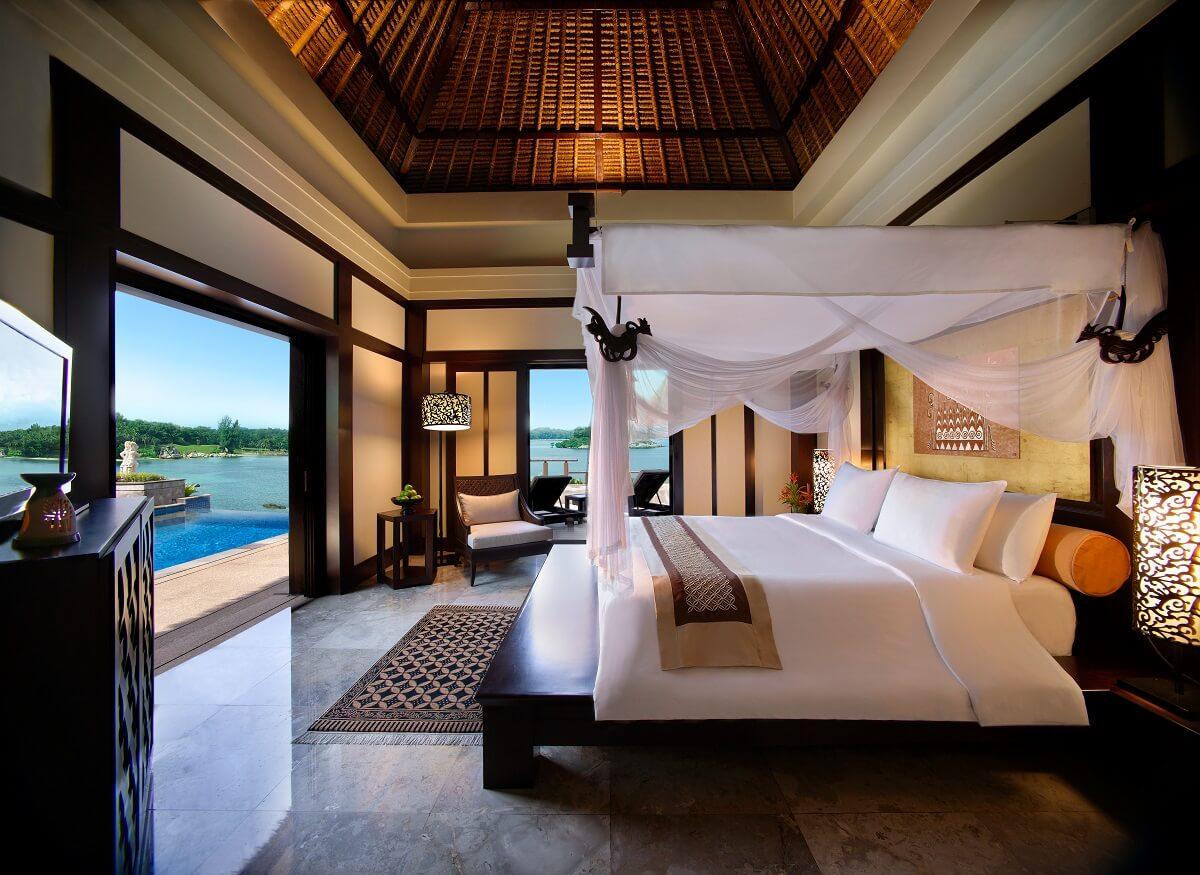 Banyan Tree Bintan - rainforest hotel