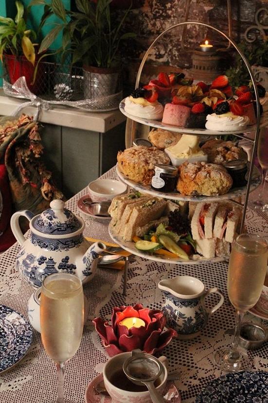 Best Tea Room In Manchester