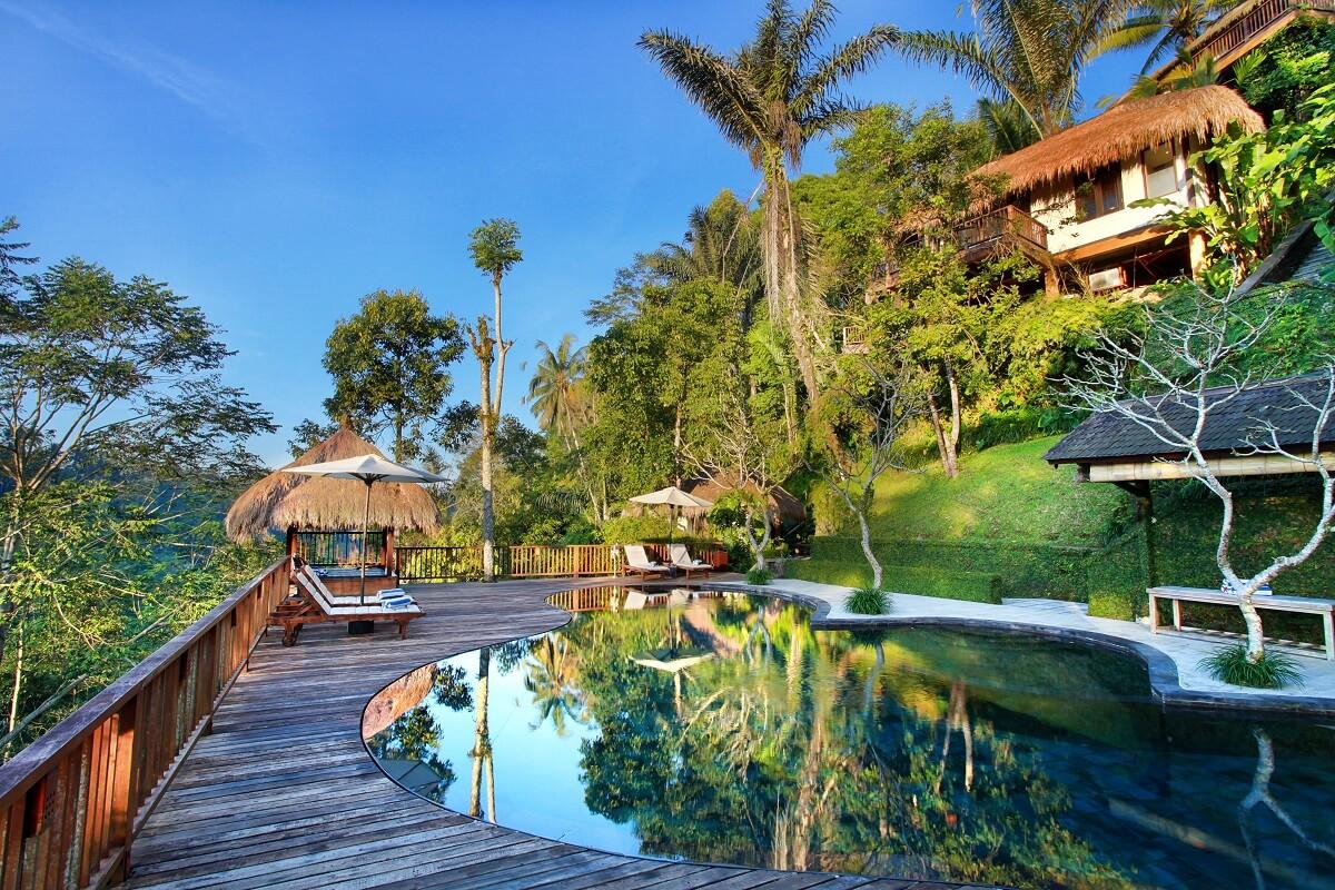 Jungle hotels: Royal Pita Maha