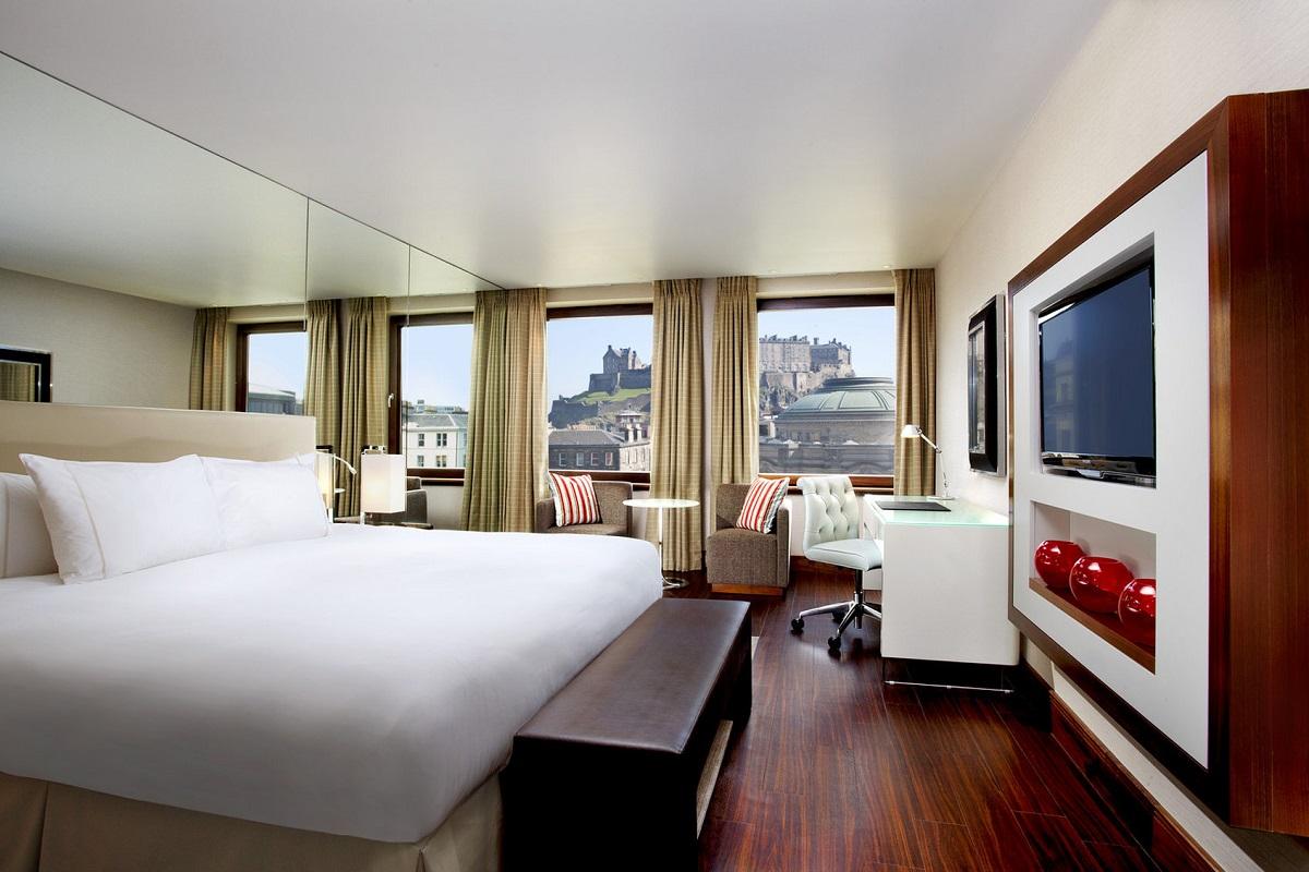 Find A Hotel Room In Edinburgh