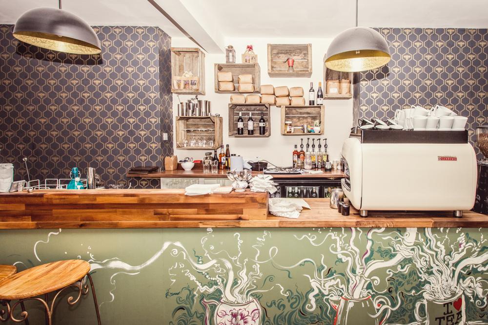 Best Wheat Free Tea Rooms