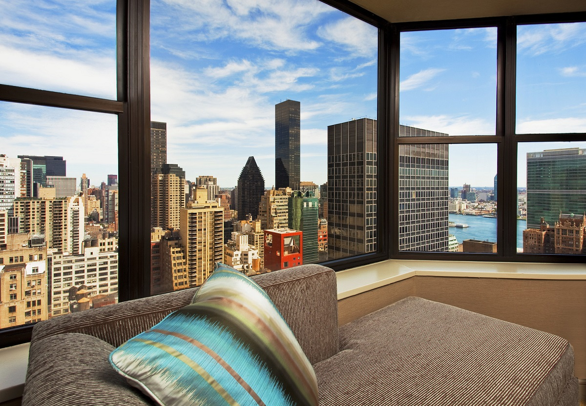 New York S Most Breathtaking Hotel Views Checkin Uk