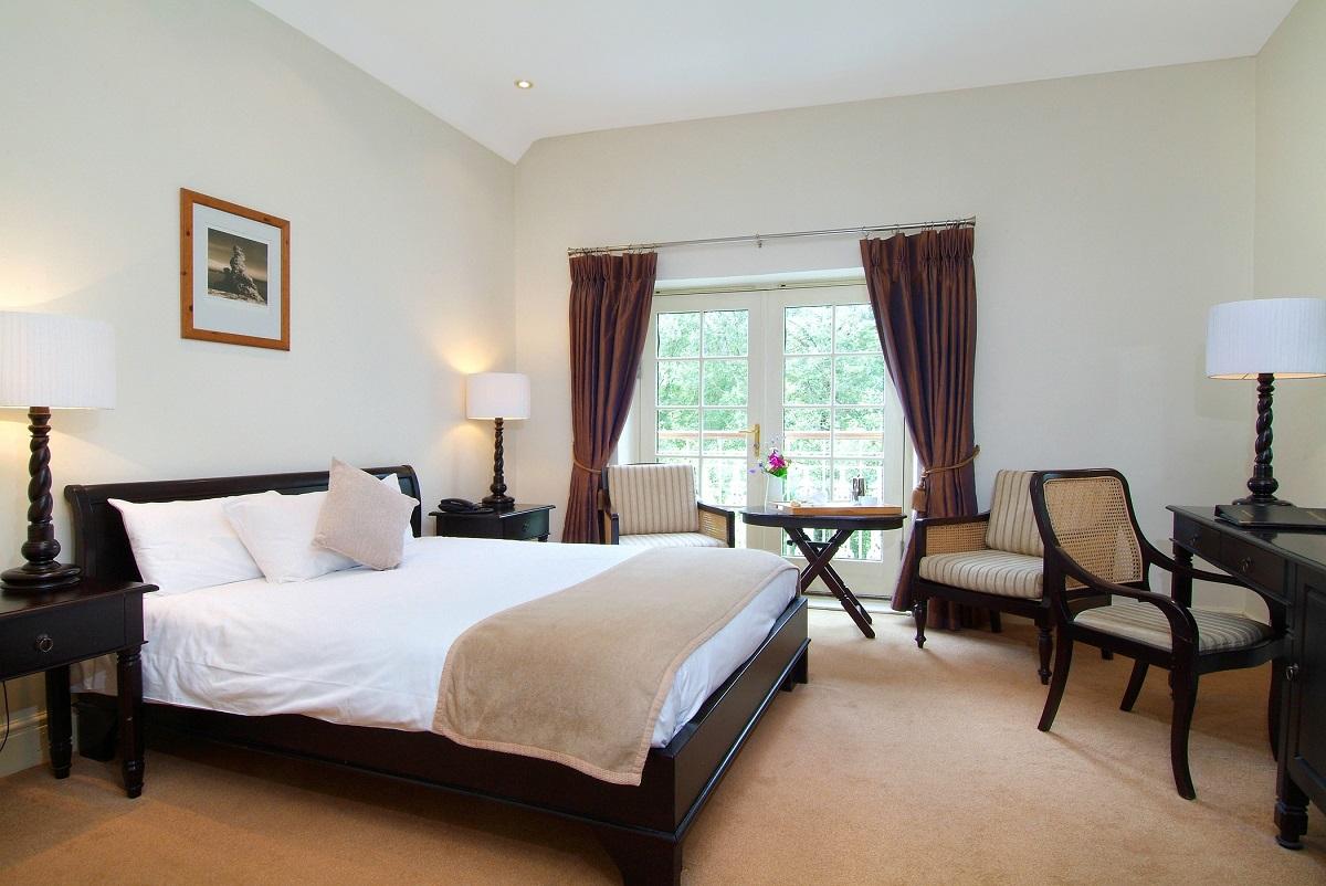 hoteles para senderistas-brooklodge-habitacion