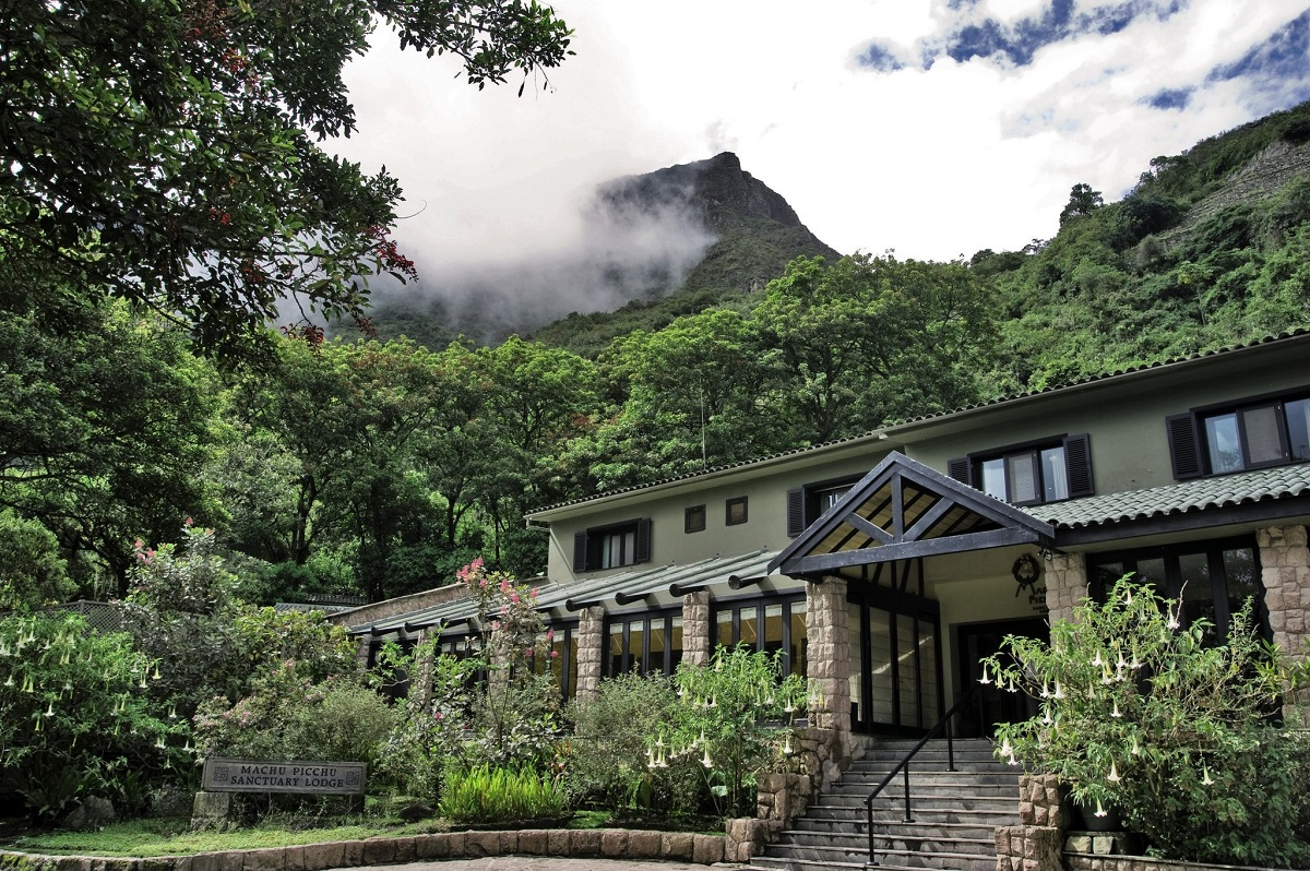 hoteles para senderistas-Machu Picchu hotel