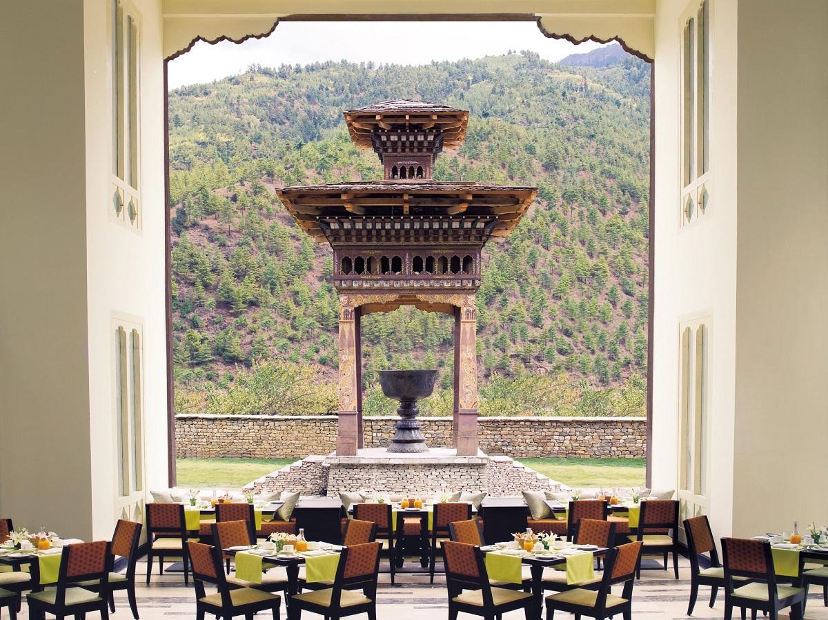 hoteles para senderistas-Tag Tash Restaurant