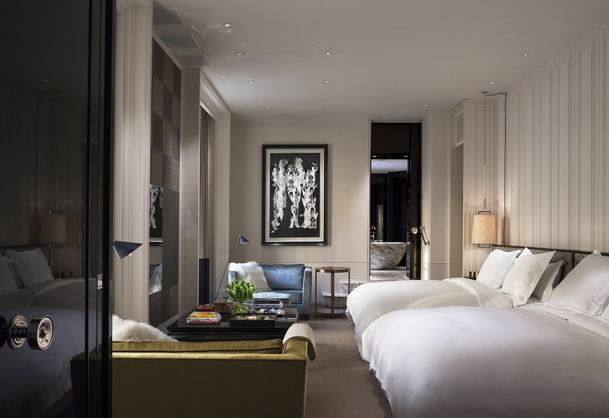 Luxury London hotels: Rosewood