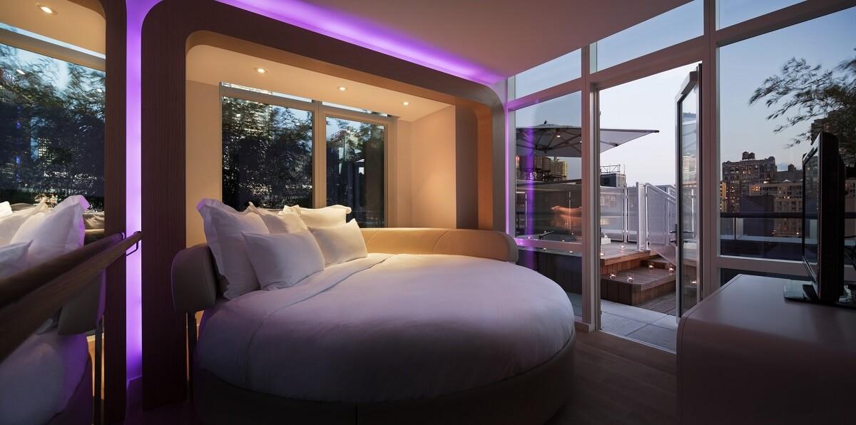 Futuristic Hotels Uk