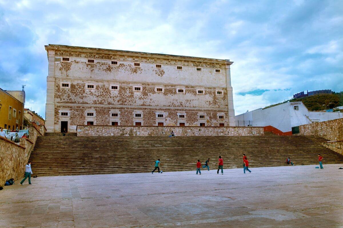 Alhóndiga Granaditas Guanajuato