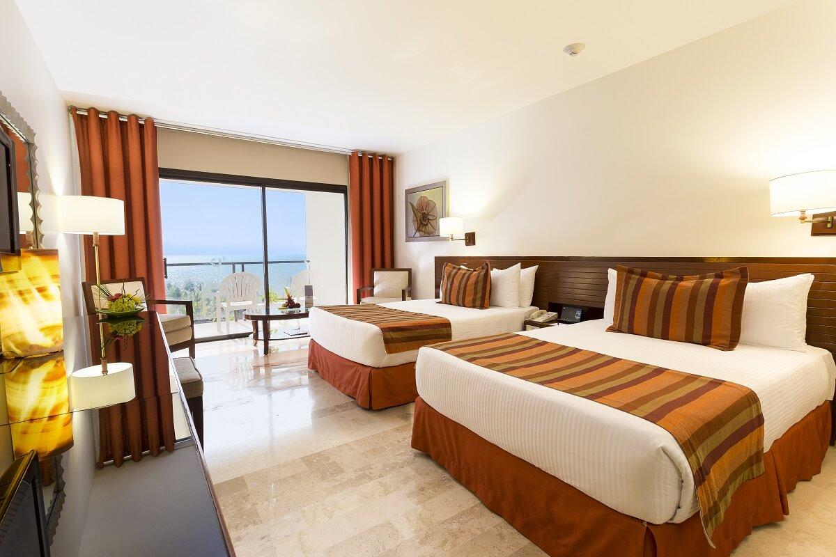 5 hoteles familiares para disfrutar las playas de m xico for Hoteles con habitaciones familiares en benidorm