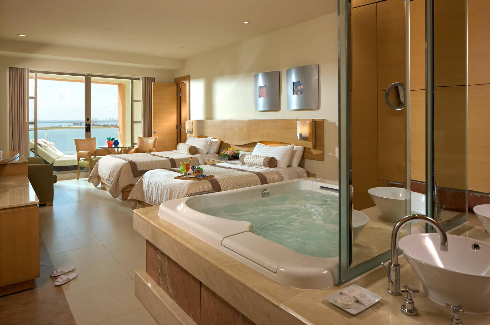 Hotel Beach Palace - Cancún