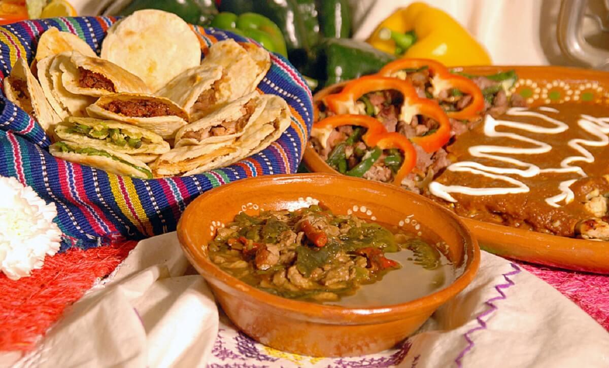Platillos Durango México