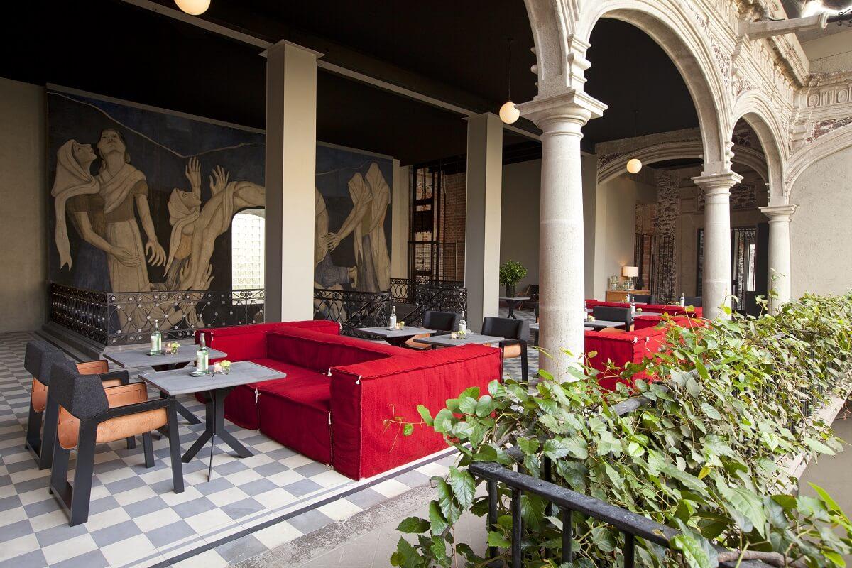 Los 5 mejores hoteles boutique del d f for Hotel boutique mexico