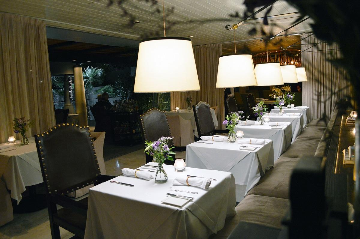 Restaurant Moxi en Casa Matilda