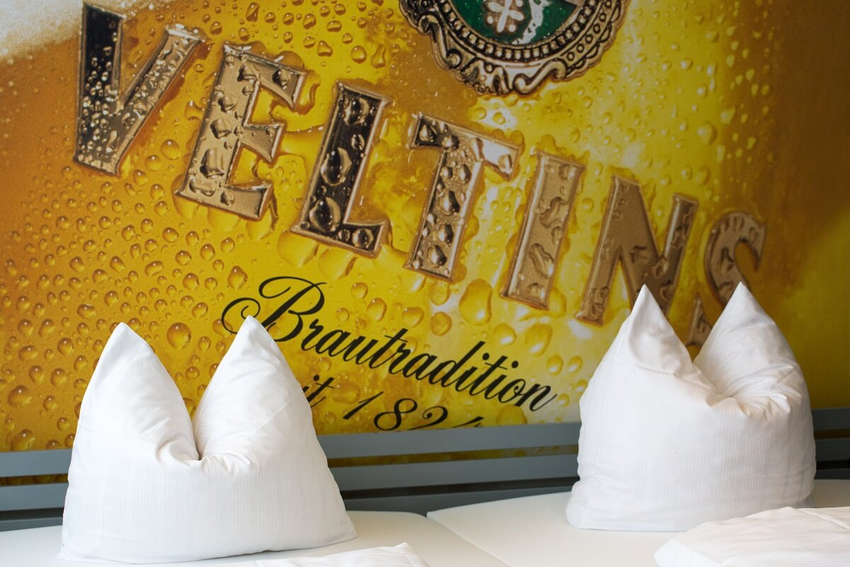 Hotel cerveza Alemania
