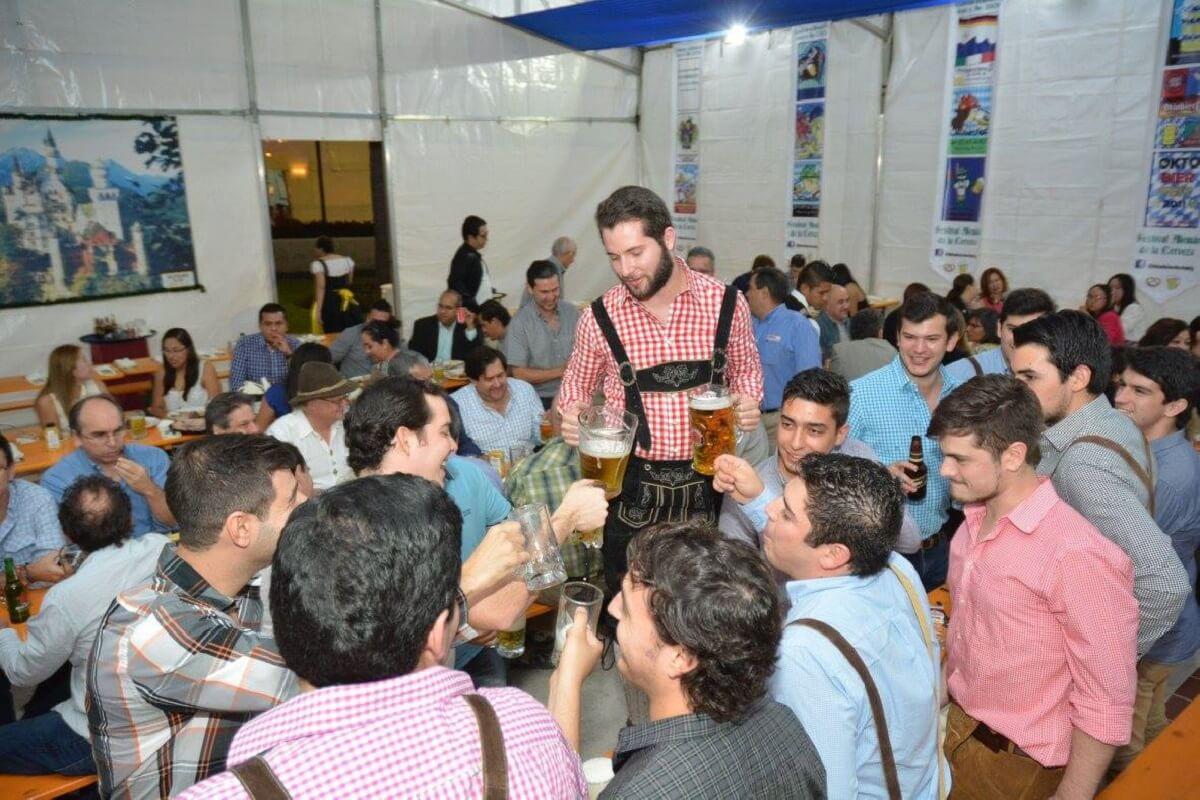 Oktobierfest Monterrey