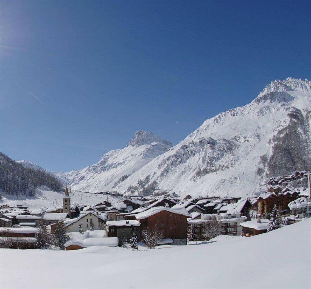 Val d'Isere & Tignes- estación de esquí Francia