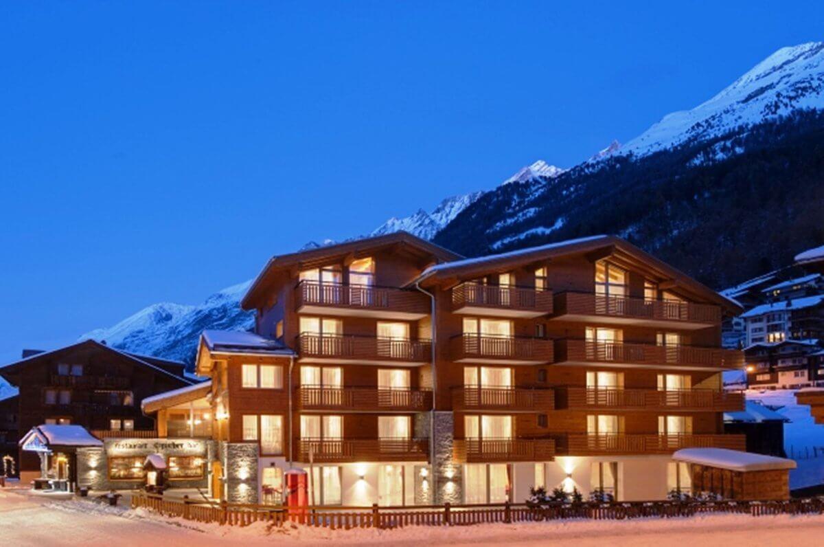 Zermatt- Estación de esquí Suiza
