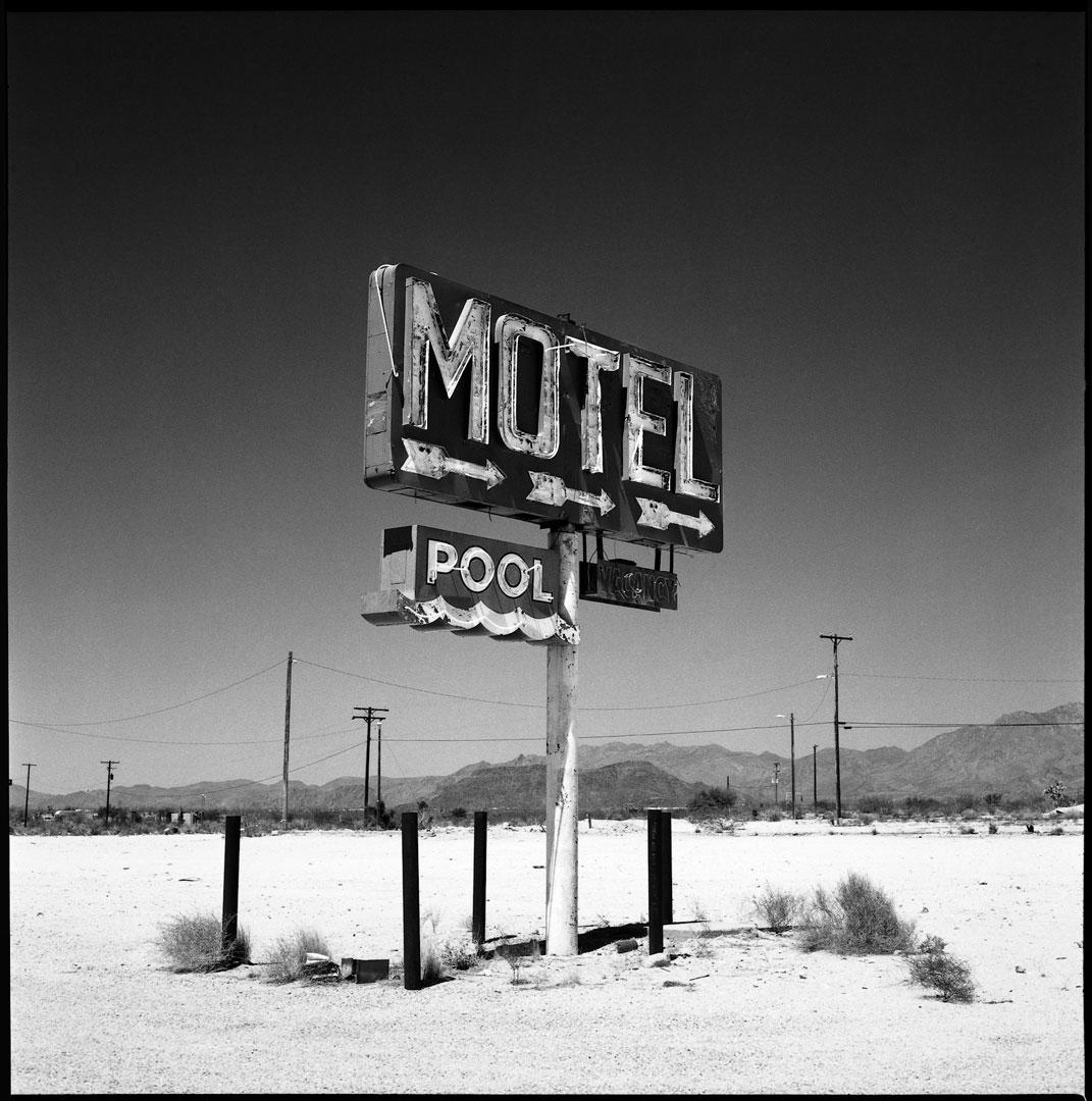 Motel Estados Unidos
