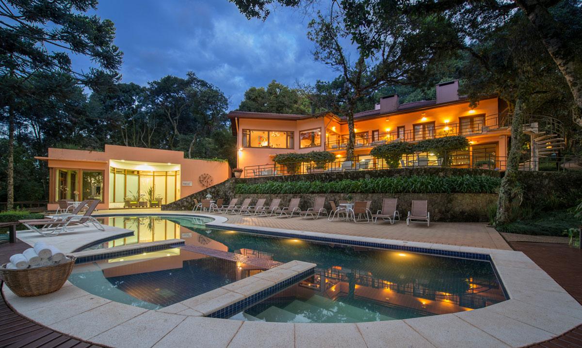 hotel Kuriuwa monte verde viagem romântica em Minas Gerais