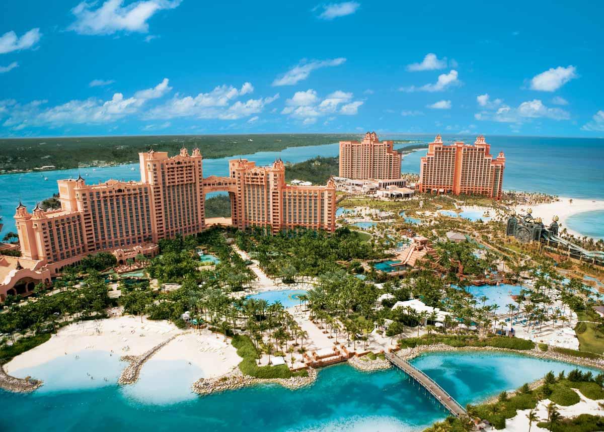 Atlantis Royal Towers, Paradise Islands, Bahamas hotéis para jogar poker