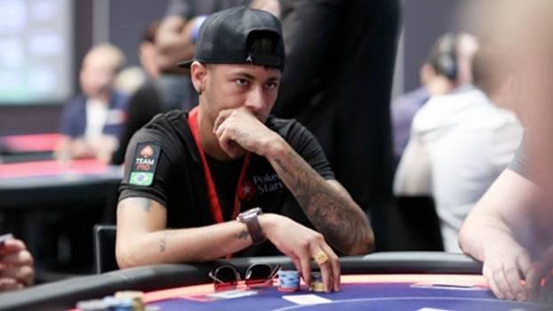 Neymar - Pôquer