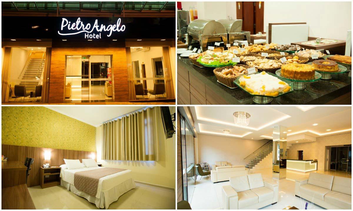 Hotel Pietro Angelo, para ano-novo em Foz do Iguaçu, PR