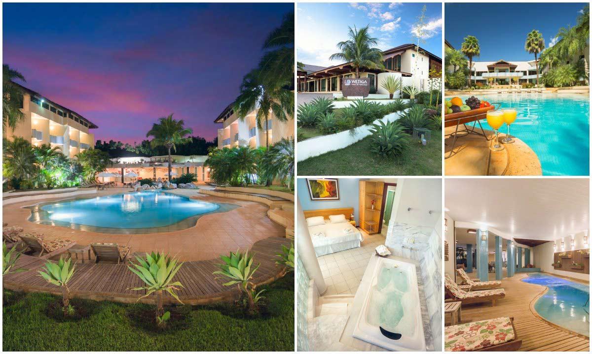 Hotel Wetiga para ano-novo em Bonito