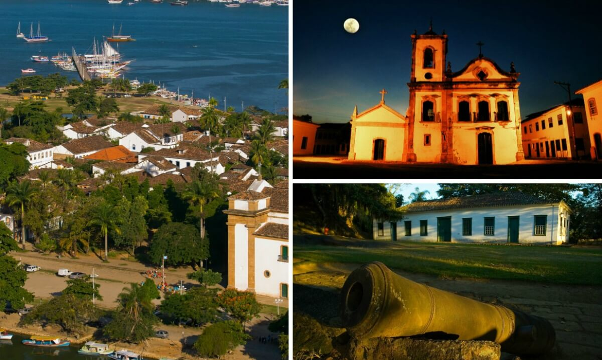 centro historico 2 © André Azevedo / Secretaria de Turismo Paraty