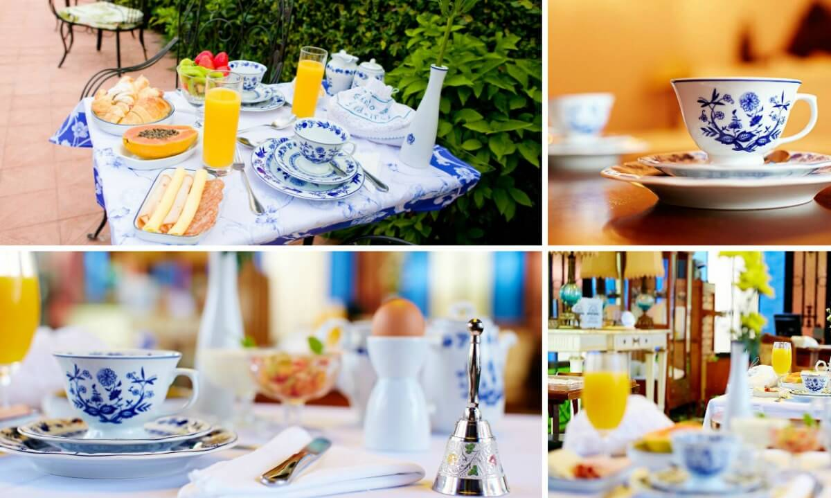 café da manhã quinta das videiras hotel lago da conceição