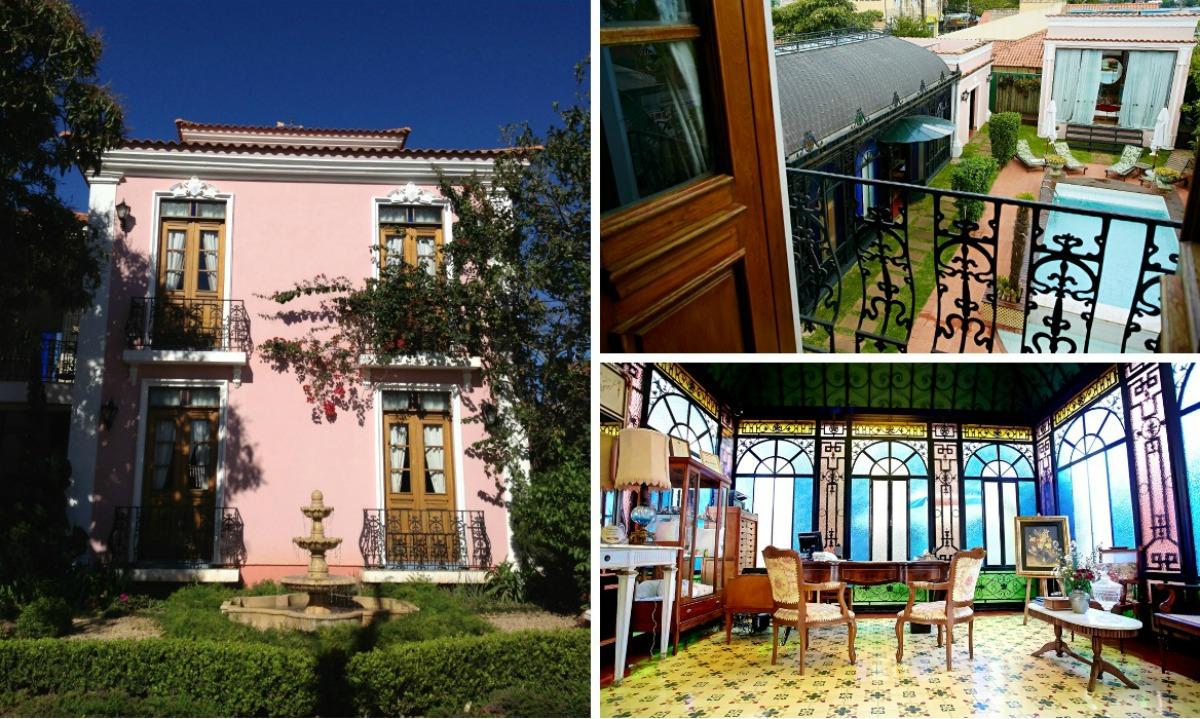 áreas do quinta das videiras hotel lagoa da conceição florianópolis