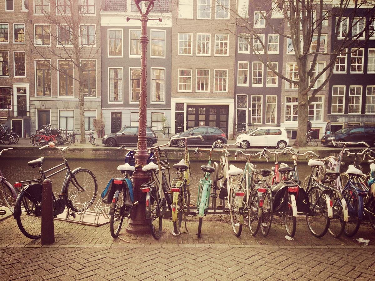 bisiklet - amsterdam